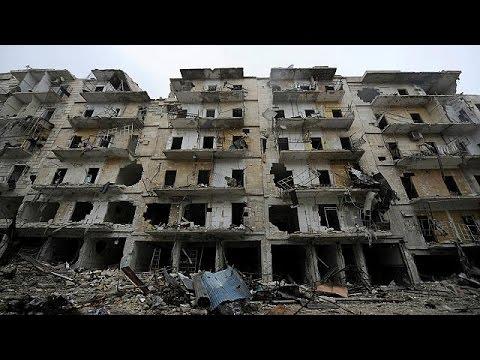 Διαδηλώσεις σε Βερολίνο και Παρίσι για να μπει τέλος στην αιματοχυσία στο Χαλέπι