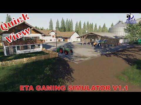 ETA Gaming Simulator v1.0
