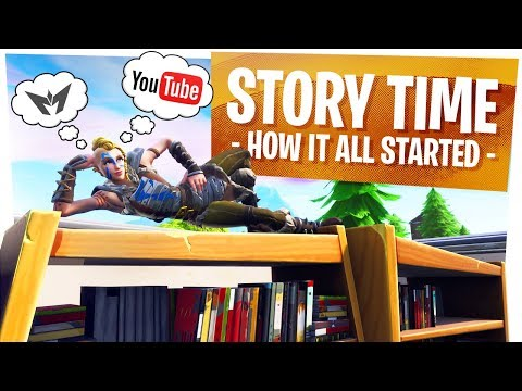 How it ALL STARTED - Working at Twitch, Streaming and YouTube (Story Time)