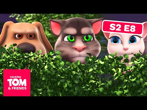 Talking Tom and Friends - The Sabotage  Season 2 Episode 8