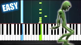 Dame Tu Cosita - EASY Piano Tutorial by PlutaX