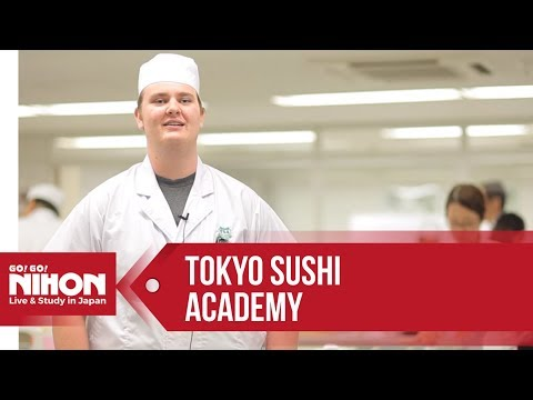 Tokyo Sushi Academy (東京すしアカデミー) - Presented By Go! Go! Nihon