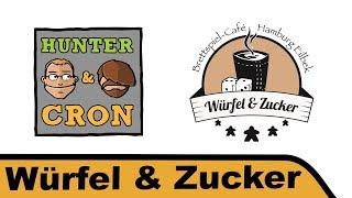 Würfel & Zucker auf Kickstarter ▶https://www.kickstarter.com/projects/1511742631/brettspiel-cafe-wurfel-and-zucker/posts?lang=de▶Kanal abonnieren: http://www.youtube.com/user/hunterundcron?sub_confirmation=1▶Homepage: http://www.hunterundcron.de▶Brettspiele bei Spiele-Offensive kaufen: http://bit.ly/1spkvqX▶Brettspiele bei Amazon kaufen: http://amzn.to/1pcOP14▶Brettspiele bei Milan-Spiele kaufen: http://bit.ly/1D2l8vwDurch das Benutzen dieser Partnerlinks beim Spielekauf kannst Du unsere Arbeit unterstützen. Dir entstehen dabei keine zusätzlichen Kosten. Vielen Dank.▶Auf Patreon kannst Du uns dauerhaft unterstützen: https://www.patreon.com/hunterundcron▶Unsere T-Shirts gibt es hier: http://www.hunterundcron.de/shop▶Brettspiel-Club: http://bit.ly/brettspielclub▶Brettspiel-Reviews: http://bit.ly/huc_reviews▶Let's Play Brettspiele: http://bit.ly/huc_letsplaysFür dieses Video stand uns ein Rezensionsexemplar zur Verfügung.Hunter & Cron werden unterstützt von:▶http://www.spiele-offensive.de: Noch nie war Spiele kaufen und leihen so einfach.▶http://www.brettspielgeschaeft.de: Dein Brettspiel-Fachgeschäft in Berlin mit der größten Auswahl.▶https://www.facebook.com/WuerfelUndZucker: Würfel & Zucker - Das neue Brettspiel Café in Hamburg▶Hunter & Cron Logo designed by Klemens Franz: http://www.atelier198.com/▶Homepage: http://www.hunterundcron.de▶Facebook: https://www.facebook.com/hunterundcron▶Twitter: https://twitter.com/hunterundcron▶Patreon: https://www.patreon.com/hunterundcron▶Twitch: http://www.twitch.tv/hunterundcron▶Boardgamegeek Gilde: http://boardgamegeek.com/guild/1934▶Instagram: http://instagram.com/hunterundcron▶Pinterest: http://www.pinterest.com/hunterundcron/