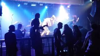 Aussie Metal band Diamond Construct playing live at the Bald Faced Stag in Sydney Australia on Feb 23rd 2017 as part of Bayharbours album launch tour.Sound didnt turn out too great as my phone cant handle bass that well.If you haven't heard these guys before give them a listen and grab their EPs. Killer band