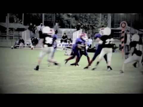 Football Highlights – A Young Ray Rice
