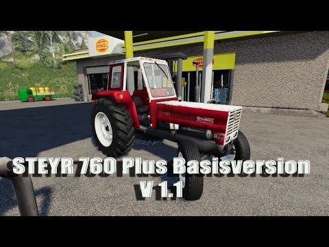 STEYR 760 Plus Basisversion v1.2.0