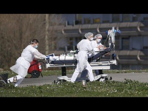 Italien: Hoffnungsschimmer - Zahl der Corona-Infizier ...