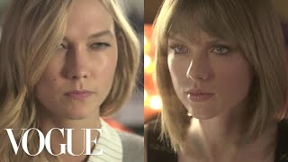 Video Taylor Swift and Karlie Kloss Take a Friendship Test | Vogue MP3, 3GP, MP4, WEBM, AVI, FLV Desember 2018