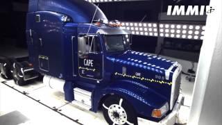 Você já viu o teste de colisão de um Caminhão?