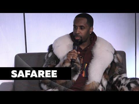 Safaree Reacts To Nicki Minaj Pregnant Rumors, Robbery + His $50,000 Porn Offer