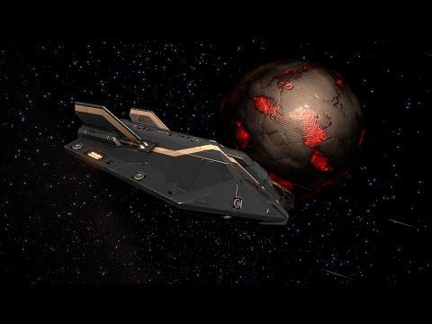 Elite Dangerous #14 - Черные дыры и нейтронные звезды