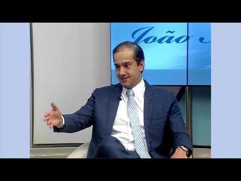 [JOÃO ALBERTO INFORMAL] Entrevista com o presidente da OAB-PE, Ronnie Duarte