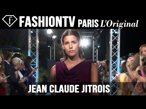 Fashion TV - http://www.FashionTV.com/videos ANTIBES JUAN-LES-PINS - We're at the Hotel Belles Rives to see the latest collection from designer Jean Claude Jitrois. Appearances: Helen, Sarah Marshall ...