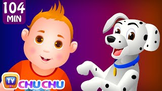 Old MacDonald Had A Farm and Many More Nursery Rhymes for Children | Kids Songs by ChuChu TV