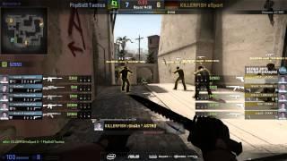 KILLERFISH vs Flipsid3, game 1