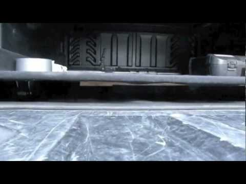 Home Made Bed Slide for 2007 Chevy Avalanche