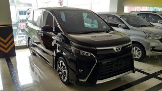 Video In Depth Tour Toyota Voxy 2017 - Indonesia MP3, 3GP, MP4, WEBM, AVI, FLV Agustus 2017