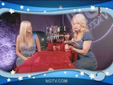 Playboy's PLAYMATE OF THE YEAR Kara Monaco w/ Carrie Keagan Uncensored pt.2