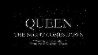 Nonton Queen   The Night Comes Down  Official Lyric Video  Film Subtitle Indonesia Streaming Movie Download