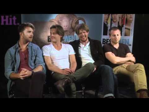 A Few Best Men Cast Interview
