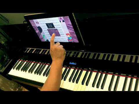 Gipsy Dance Played By Musiah Piano Lessons Student