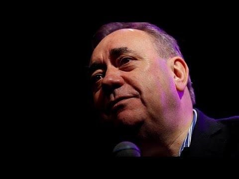 Παραιτήθηκε από το Εθνικό Κόμμα Σκωτίας ο Άλεξ Σάλμοντ
