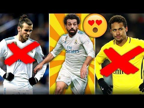 العرب اليوم - 5 أشياء ستحدث إذا انضم محمد صلاح إلى ريال مدريد