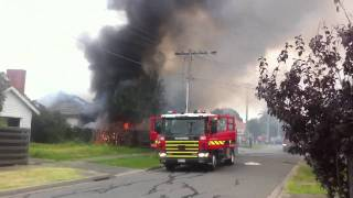Saint Albans Australia  City new picture : St Albans AUSTRALIA House on fire uploaded by ZAILDAAR