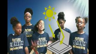 Solar Power Plus Girl Power - Brady Elementary