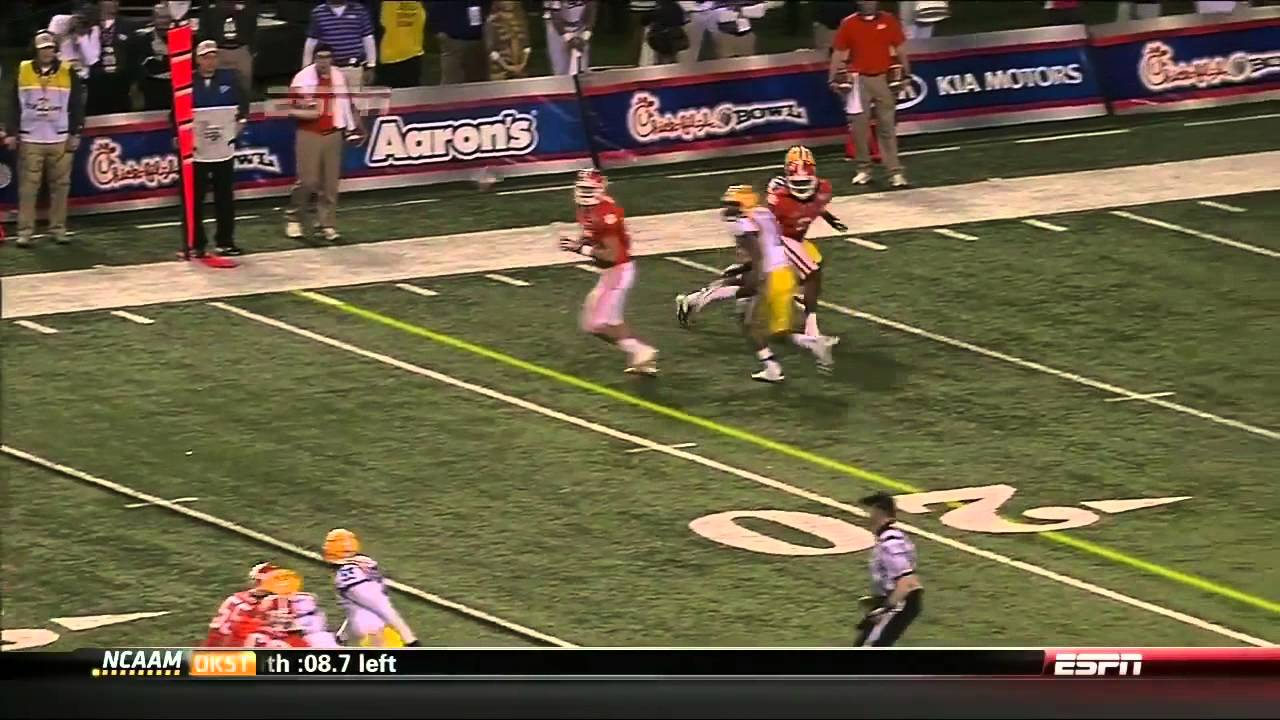 DeAndre Hopkins vs LSU (2012)