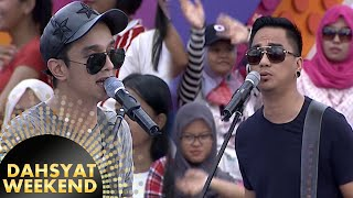 Tanpa Pasha, Ungu Tetap Menggebrak Dengan Lagu 'Tanpa Hadirmu' [Dahsyat] [29 Mei 2016] Video