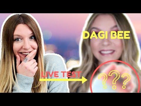 Ich teste DAGI BEE's weihnachtliches Nageldesign - TOP oder FLOP l Kathinska