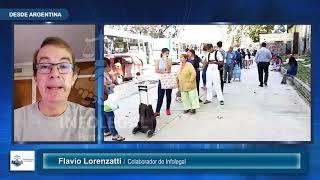 Desde Argentina:  Evalúan prolongar cuarentena hasta abril