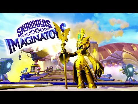 GOLDEN QUEEN IS INSANE!! [#6] | Skylanders Imaginators