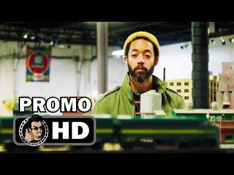 WYATT CENAC'S PROBLEM AREAS Official Promo Trailer (HD) HBO Comedy Series