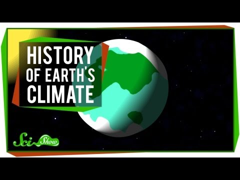climate - Earth had a climate long before we showed up and started noticing it and it's influenced by a whole series of cycles that have been churning along for hundre...
