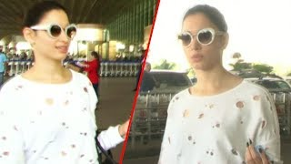 Mumbai Police Got SHOCKED After Watching Tamannah in SHORT Dress | MUST WATCH | NewsQube