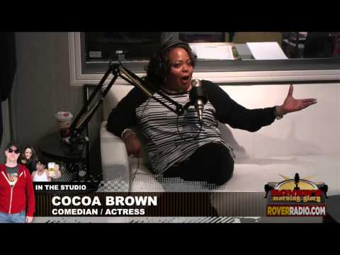 Cocoa Brown - full interview