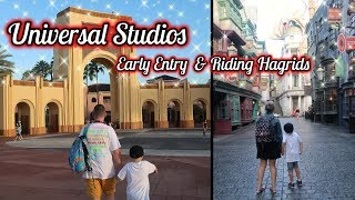 Hagrid's Motorbike Adventure | Early Entry | Cowfish | Orlando, Florida | Sept 2019