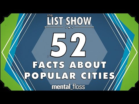 52 Interesting Facts About Popular Cities