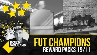 Hi guys, what's up! In this video we will open my rewards from last FUT Champions weekend league! I finished with 30 wins, 5 losses and 5 games remaining, wh...