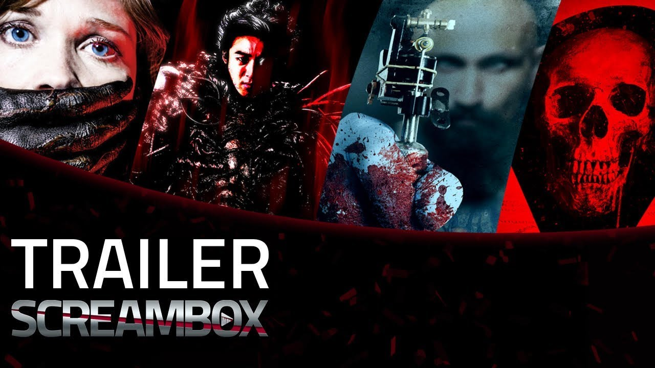World Streaming Premieres | Screambox Horror Streaming