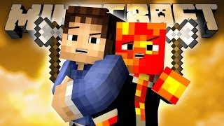 MANLIEST AXE VICTORY! (Minecraft Survival Games Classes with Woofless and Preston!) #1