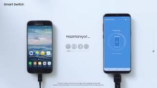 Samsung Smart Switch ile Eski Verileri Kaybetmeden Yeni Galaxy'e Geç