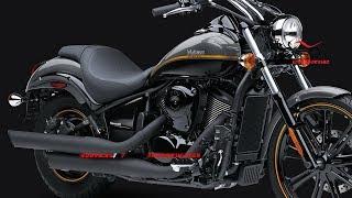 10. New 2019 Kawasaki Vulcan 900 Custom First Look | 2019 Kawasaki Vulcan 900 Price $8499 - Best Cuisers