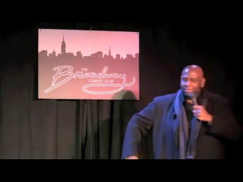 Sterling Tyson Broadway Comedy Club NYC
