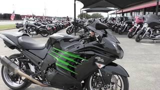 6. 012039 - 2013 Kawasaki Ninja ZX 14 ABS   ZX1400E - Used motorcycles for sale