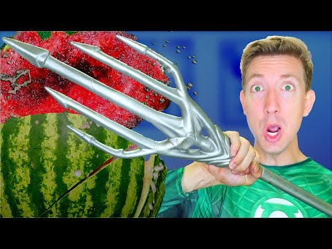 5 Justice League Weapons in REAL LIFE