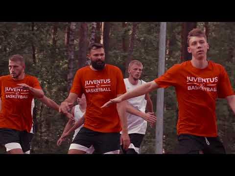 """""""Juventus"""" fizinio parengimo stovykla Dubingiuose"""