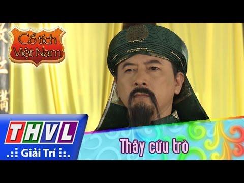 Phim Cổ tích Việt Nam - Thầy cứu trò (phần cuối)